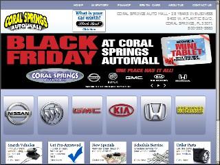 Coral Springs Auto Mall >> Coral Springs Auto Mall 9330 W Atlantic Blvd Coral Springs